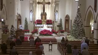 Christmas Day Mass at St. Joseph's (9:00 AM)