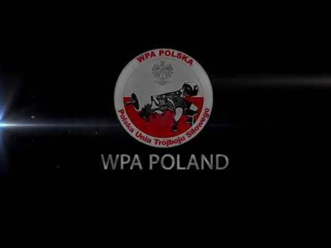 WPApol Lodz III WPA European Championship Bench press and Deadlift