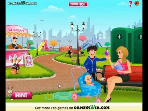 Naughty Babysitter 2 – Games2win