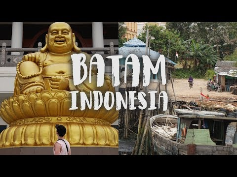 Exploring Batam, Indonesia