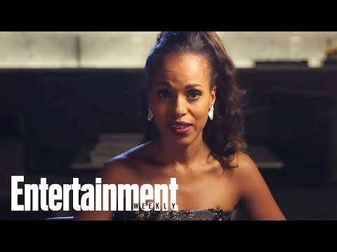 How Well Do Kerry Washington & Casts Of 'Scandal' & 'Murder' Know Shondaland?  Entertainment Weekly