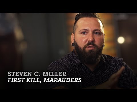 Steven C. Miller 'First Kill,' 'Escape Plan 2' – Overcoming Obstacles to Find Your Passion