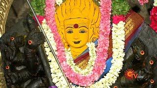 அந்தியூர் பத்ரகாளி அம்மன் தரிசனம் | ஆலய வழிபாடு | Sun Tv