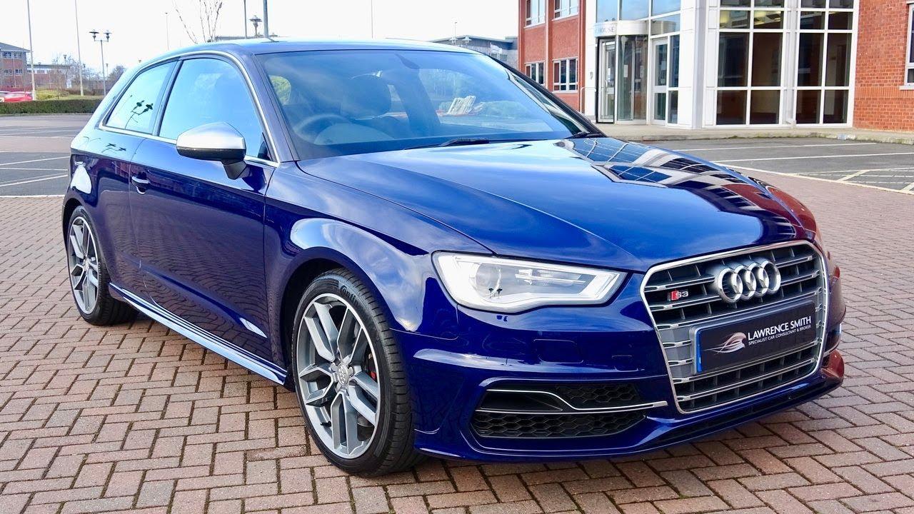Audi S3 Quattro 3 Door In Estoril Blue