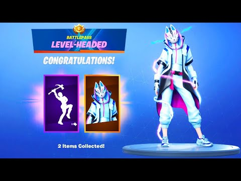 The New MAX CATALYST SKIN in Fortnite..
