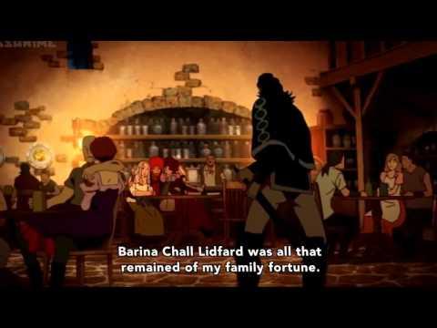 Shingeki no Bahamut Genesis Episode 1 Engsub 720p Full HD