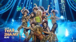 Zuzana Norisová jako Britney Spears