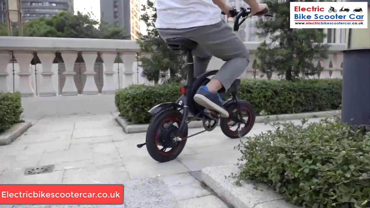 HT HVD 1 Cheap Electric Scooter | ElectricBikeScooterCar