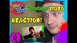 JonTron - Goosebumps Video Reaction!