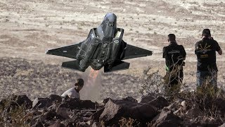 F-35 - Lightning Strikes Twice (4k)