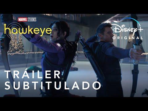 Hawkeye   Tráiler Oficial subtitulado   Disney+