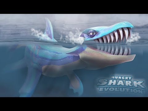THE LOCH NESS MONSTER STRIKES BACK!!! - Hungry Shark Evolution