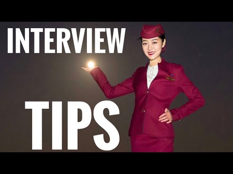 Qatar Airways Cabin Crew - HOW TO GET THE JOB(TIPS)