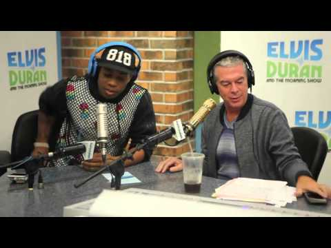 Todrick Hall Interview: Talks MTV Show, Broadway & New Song | Elvis Duran Show