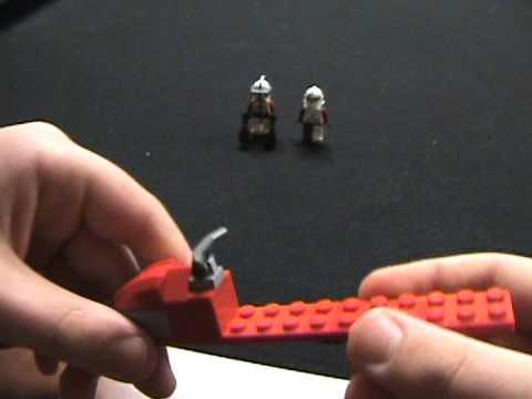 lego star wars custom commander fox speeder instructions - YouTube