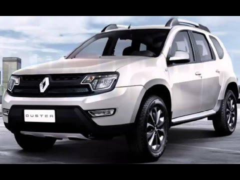 2016 renault duster suv facelift first look youtube. Black Bedroom Furniture Sets. Home Design Ideas