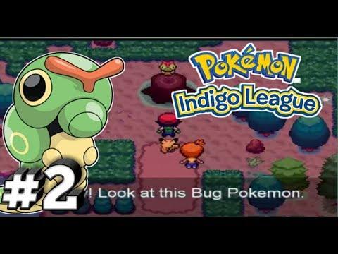 Pokemon Indigo League Walkthrough Gameplay...