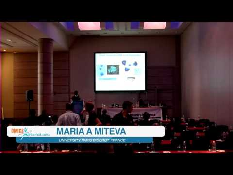 Maria A Miteva | France  | European Pharma Congress   2016 | Conferenceseries LLC