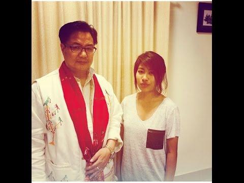 Interview with Mr. Kiren Rijiju