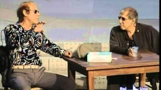 Adriano Celentano e Teo Teocoli in