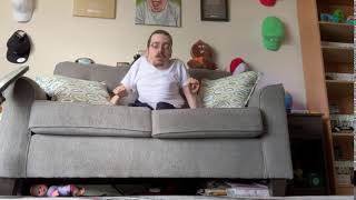 JUMJPING OFF THE COUCH 🛋️ - Ricky Berwick