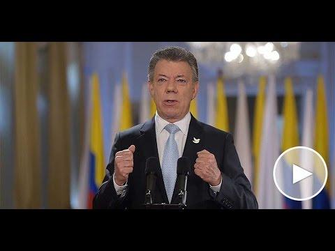 Alocución del Presidente Juan Manuel Santos sobre el Acuerdo Final con las Farc - 24/08/2016
