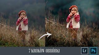 Obróbka fotografii dziecięcej od A do Z. screenshot 4