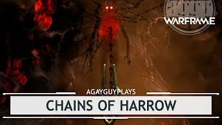 Warframe: Chains of Harrow, ASMR & Fidget Spinners - Quest Playthrough [SPOILERS]