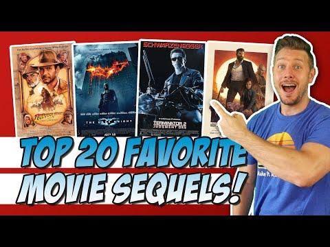 Top 20 Favorite Movie Sequels!