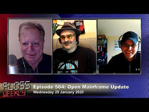 Open Mainframe Update - FLOSS Weekly 564