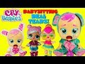 CRY BABIES Dolls LOL Surprise Glam Glitters Babysitting Baby Cries Real Tears mp3
