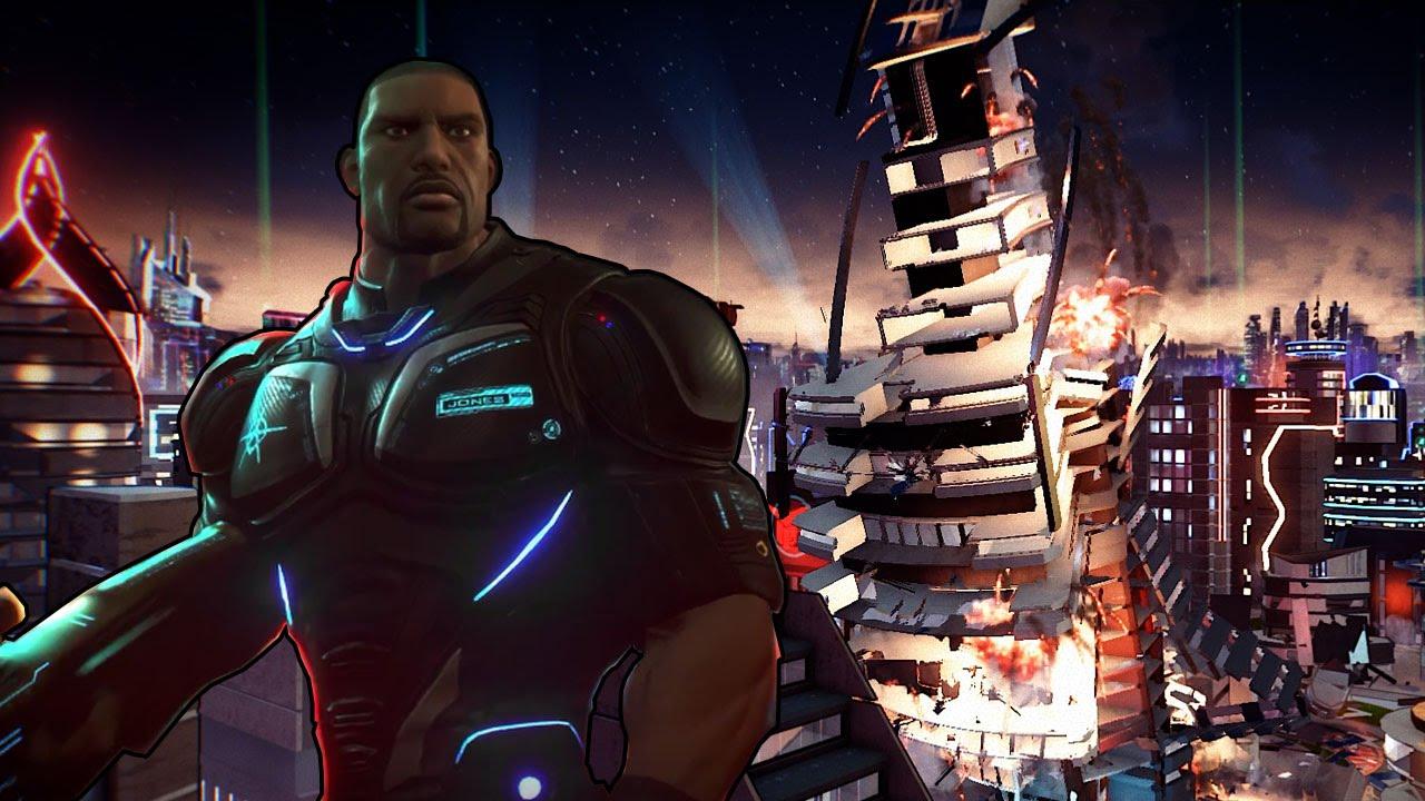 17 Minutes Of Explosive Crackdown 3 Gameplay Gamescom 2015 Youtube