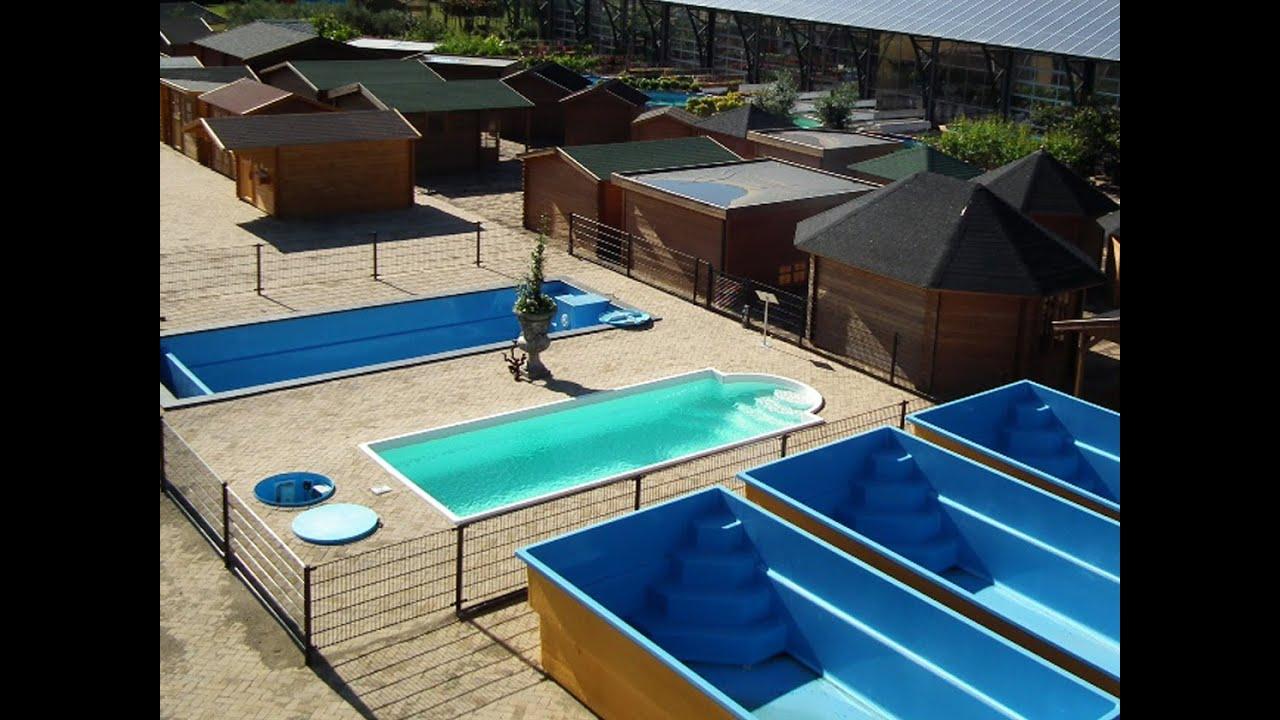 Zwembad kopen voor in de tuin fonteyn youtube for Zwembad inbouw