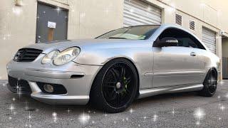 Mercedes Benz Clk500 MUFFLER Delete