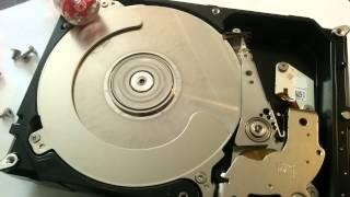 Seagate HDD 11 clicks fail