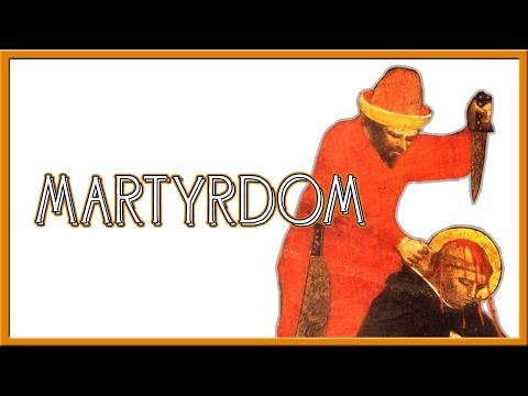 Martyrdom - Are You Ready to Die for Jesus?