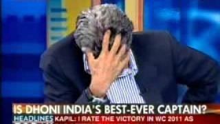 Kapil Dev lauds DADA & CRIES after winning the WORLD CUP.mp4