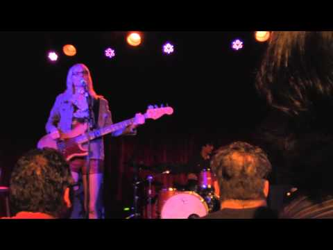 the both with Aimee Mann and Ted Leo at The Bell House