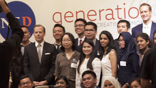 Who is Generation Democracy?