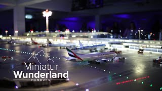 Miniatur Wunderland |  The world's largest model railway exhibition