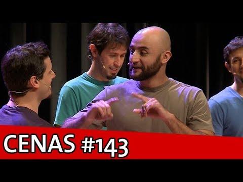 IMPROVÁVEL - CENAS IMPROVÁVEIS #143