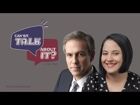 Podcast Series: #3 Interview with Bret Stephens