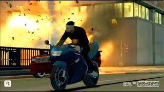 GTA 4 - Трюки, Аварии и Приколы! [#60]