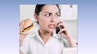 5 еда при стрессе