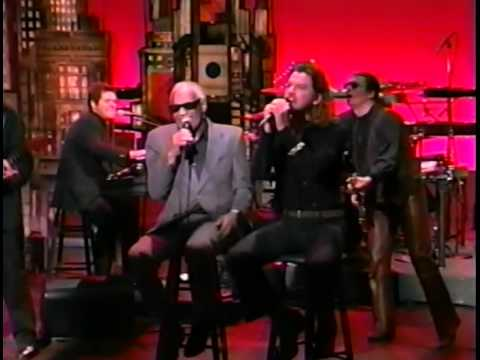 INXS & Ray Charles - Please (You Got That) [October 1993]