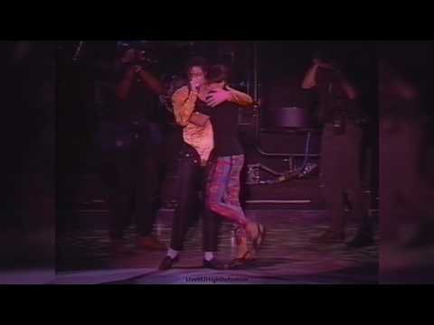 Michael Jackson - She's Out Of My Life - Live Bremen 1992 - HD