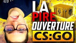 LA PIRE OUVERTURE DE CAISSE CS:GO