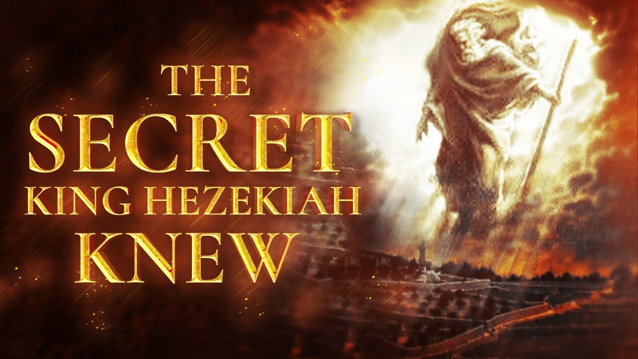HIDDEN TEACHINGS of the Bible - King Hezekiah Knew What Others Did Not