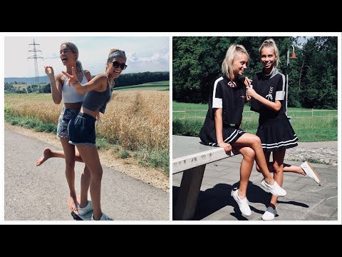 Lisa and Lena Musical.ly Compilation | July 2018