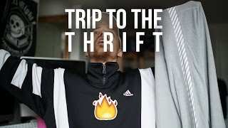Trip To The Thrift 49 | Adidas x Palace & Helly Hansen x Off White in the thrifts?!